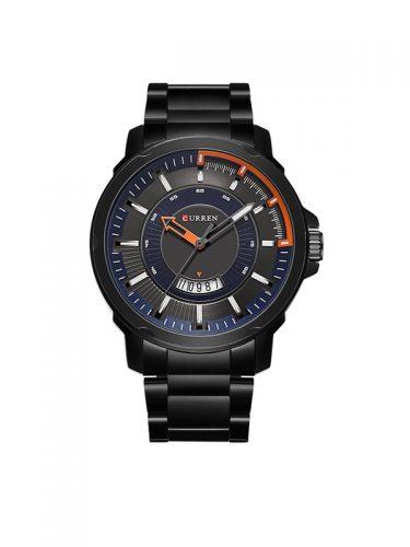 Εντυπωσιακό Ανδρικό ρολόι Curren με μπρασελέ και καντράν 48mm